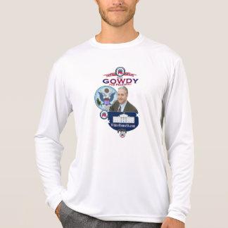 Trey Gowdy pour le Président Longsleeve T-Shirt