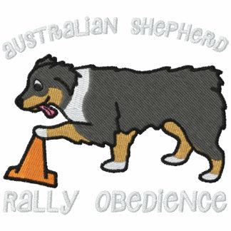 Tri obéissance australienne de rassemblement de
