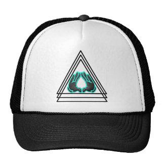 triangle casquettes de camionneur