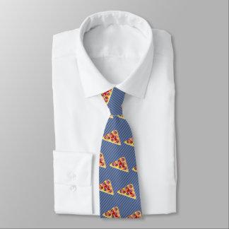 Triangle de pizza - couleur faite sur commande cravate