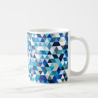 triangles glaciales mug