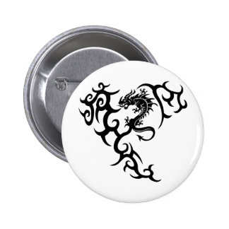 Tribal avec un dragon pin's