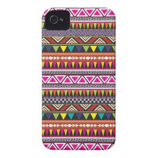 Tribal aztèque inspiré coques iPhone 4 Case-Mate