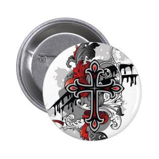 Tribal cross badges