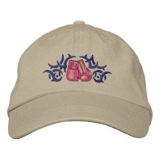 Tribal de boxe casquette brodée
