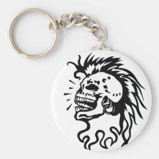Tribal demon porte-clés
