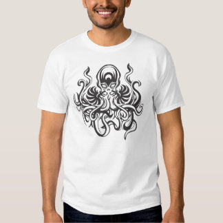 Tribal deux de Cthulhu T-shirts