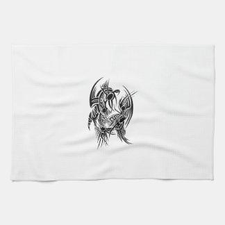Tribal dragon linges de cuisine