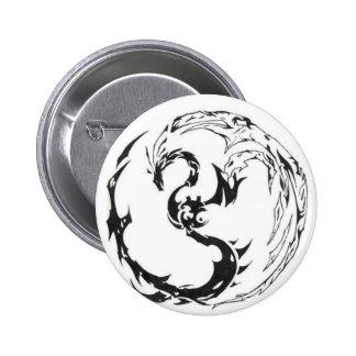 tribal dragon pin's