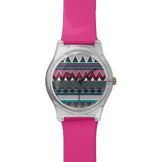 Tribal inspiré montres bracelet