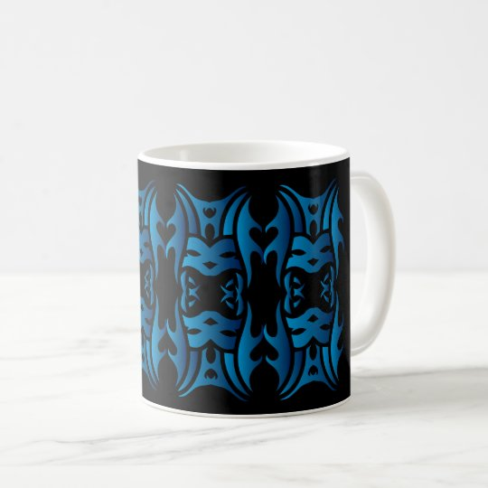 Tribal mug 11 couleurs
