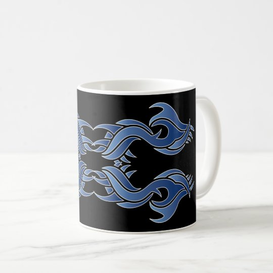 Tribal mug 8 couleurs over black 3
