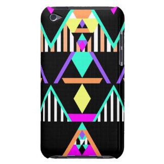 Tribal multicolore de bruit étuis iPod touch