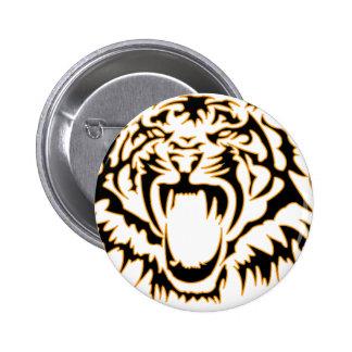 Tribal tiger badge