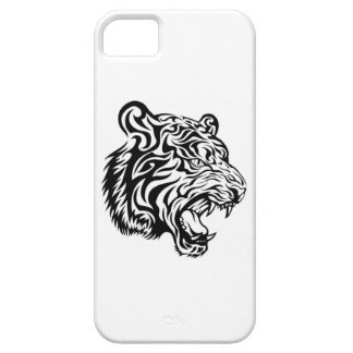 Tribal tiger coque barely there iPhone 5