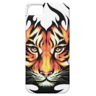 Tribal tiger coque Case-Mate iPhone 5