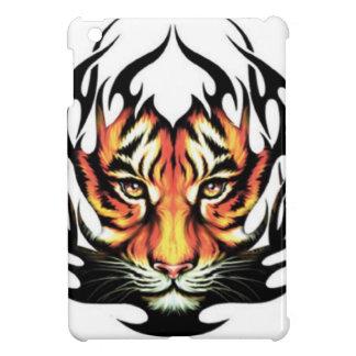 Tribal tiger coque iPad mini
