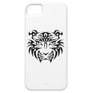 Tribal tiger coque iPhone 5