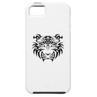 Tribal tiger coque tough iPhone 5