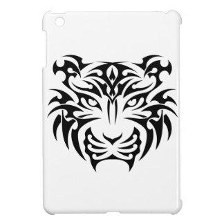 Tribal tiger coques pour iPad mini