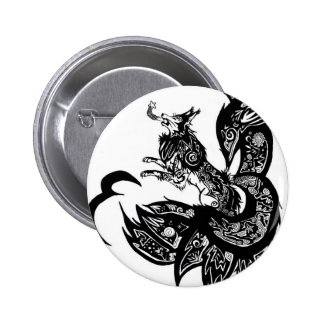 Tribal wolf pin's