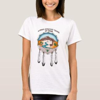 Tribu de Lipan Apache du T-shirt de base des