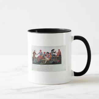 Tribunal de prison de 2 et le 3 septembre 1792 mugs