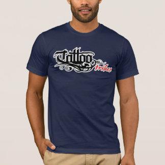 Tribus de tatouage t-shirt