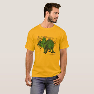 Triceratop vintage t-shirt