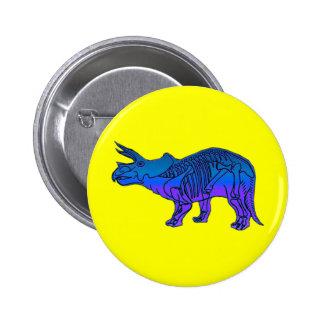 Triceratops Badges
