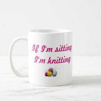 tricotage mug