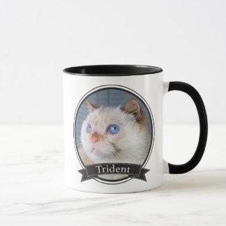 Trident la tasse de café de chat 01