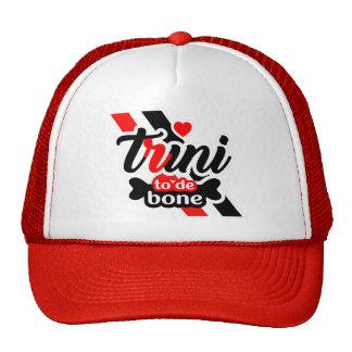 Trini To De Bone Casquette De Camionneur