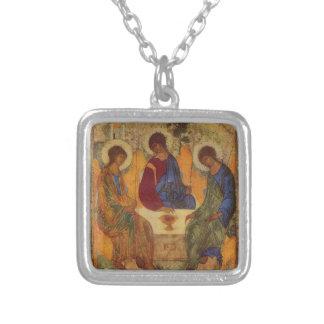 Trinité de Rublev au Tableau Collier