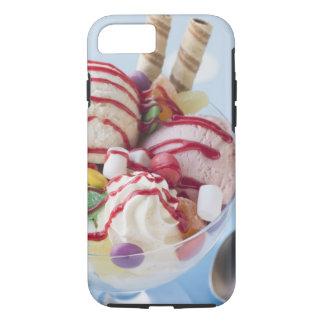 Trio de crème glacée et de parfait doux coque iPhone 7