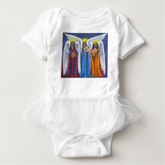 Trio de musique d'ange body