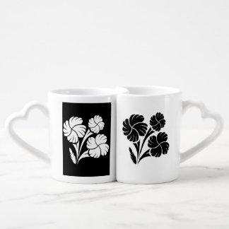 Trio fleuri... mug