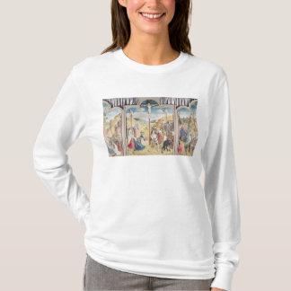 Triptyque de la crucifixion t-shirt