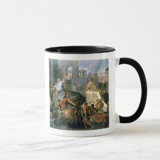 Triumph d'Alexandre, ou l'entrée d'Alexa Mug