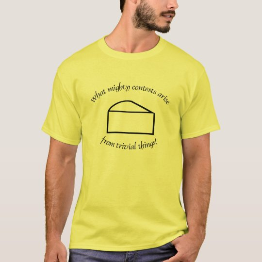 Trivial Pursuit T-shirt
