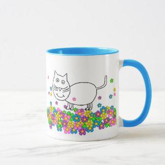 Trixie la tasse de chat