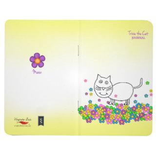 Trixie le journal de poche de chat