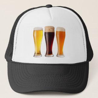 Trois bières casquette