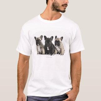Trois chiots de pure race t-shirt