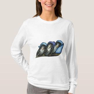 Trois corneilles de sommeil t-shirt