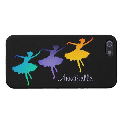 Trois danseurs iPhone 5 case
