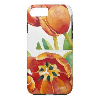 Trois études de tulipe dans un 2013 sûr coque iPhone 7