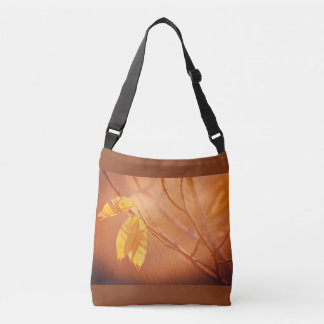 Trois feuilles d'automne sac