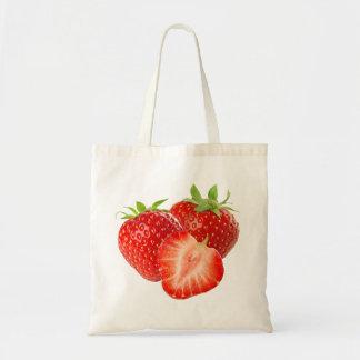 Trois fraises sac