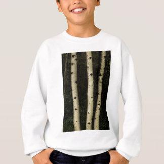 Trois piliers de la forêt sweatshirt